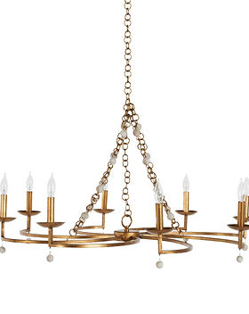 Carrie Gabby Chandelier