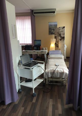 Raum für Vitalfeld-Therapie