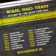WE ARE NIGHTLIFE UK RAID TRAIN 3