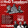 HnG Tuesdays Flyer Apr 21