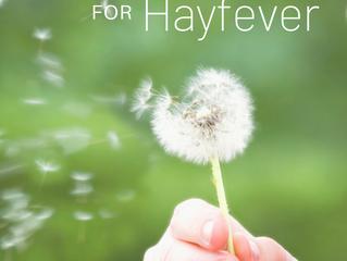 How Reflexology can help ease hayfever symptoms