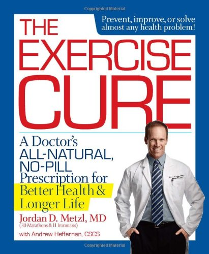 BOOK: The Exercise Cure