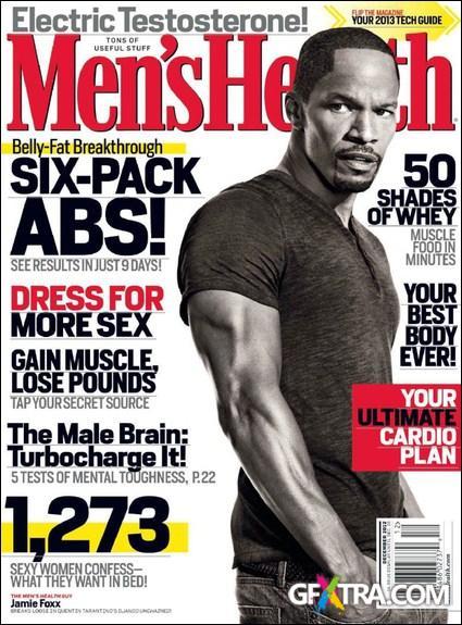 Men's Health December 2012