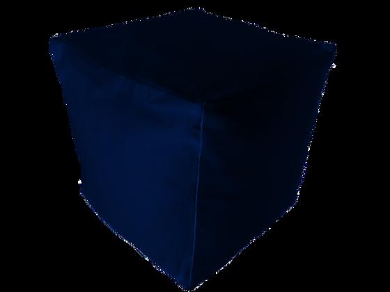 Cube - Navy Blue