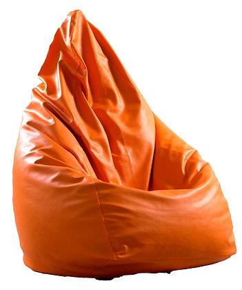 PVC Leather - Orange