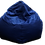 Thumbnail: REGULAR BEAN BAG -BLUE