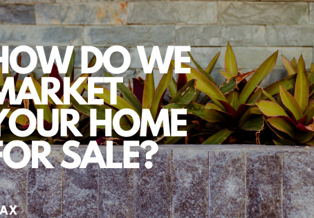 How do we market your home for sale?