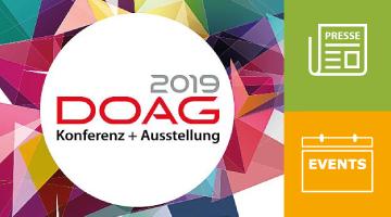 Presse-Information: IT-Macher aktiv auf der DOAG Konferenz 2019