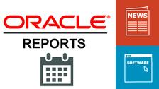 Oracle Reports nun doch bis 2030 unter Support und im kommenden Release von Fusion dabei..