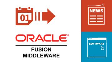 Verlängerung der Support-Daten für Fusion Middleware 12c