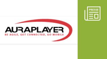 Presse-Information: Der IT-Macher setzt auf AuraPlayer