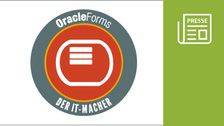 Presse-Information: Herbstroadshow 2016: Oracle Forms zum Anfassen und fürs Auge