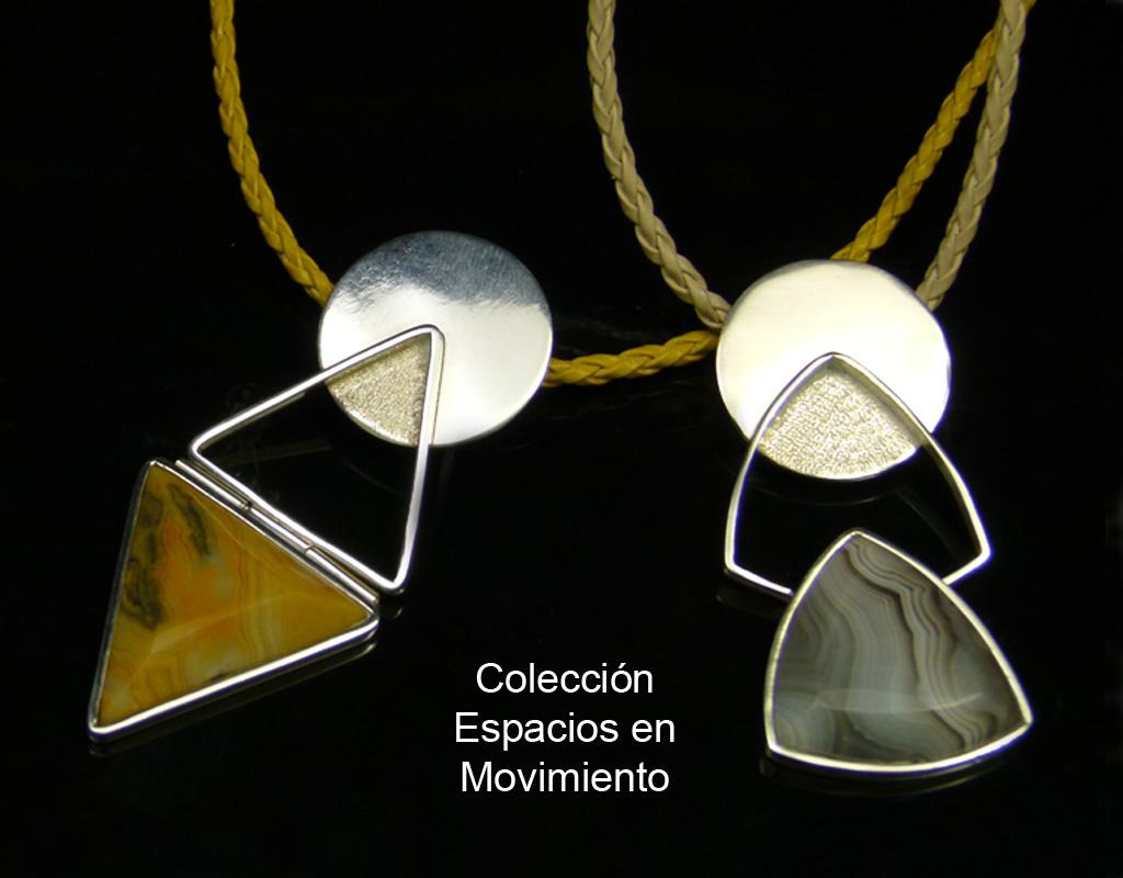 Colección Espacios en Movimiento.