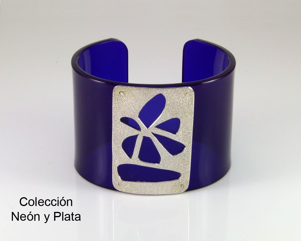 brazalete_Neón_y_Plata2