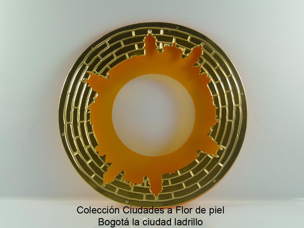 Colección Ciudades a flor de piel
