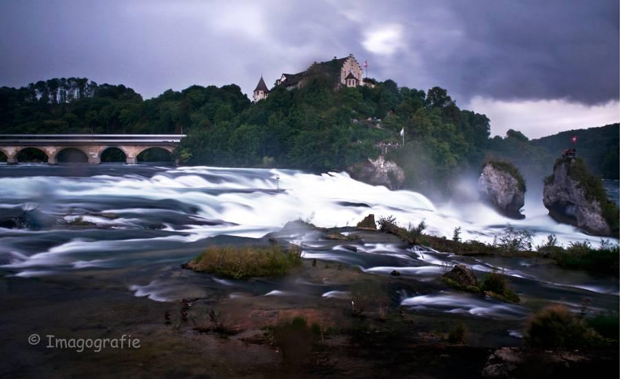 Rheinfall Burg Laufen