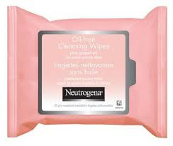 Netrogena Cleansing Wipes