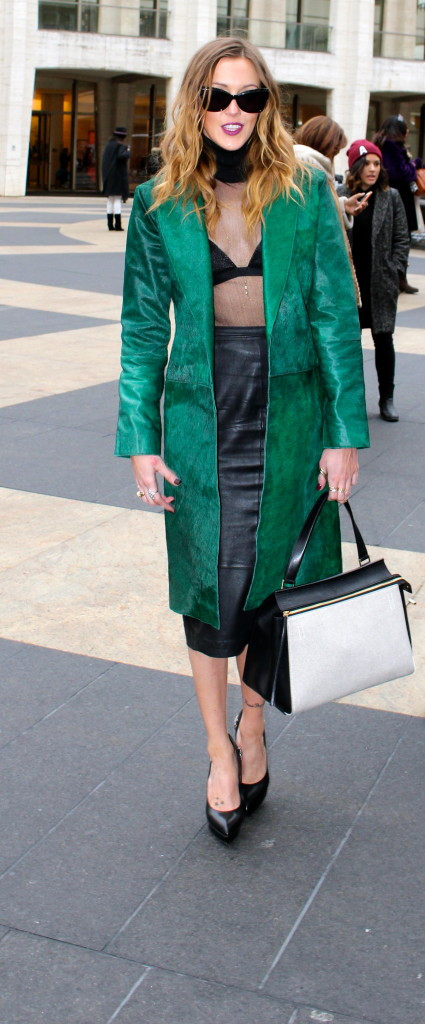 MBFW Warming Trends on the Streets