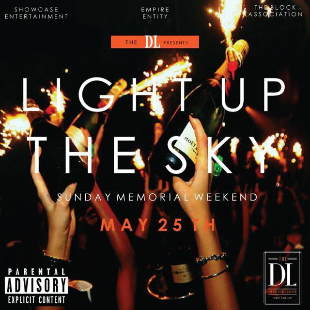 Light Up The Sky Day Party. NYC.