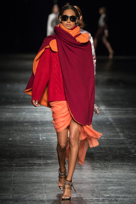 Prabel Gurung S/S 2014 Runway show