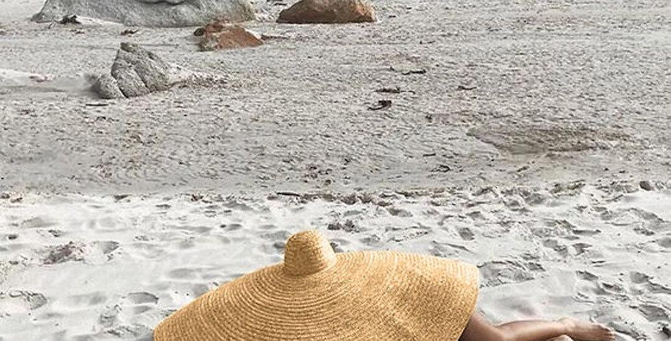 Oversized Sun Hat