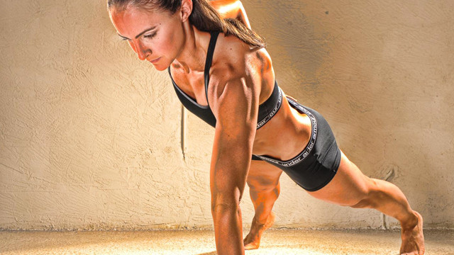 Planks Are a Great H.I.I.T Exercise.