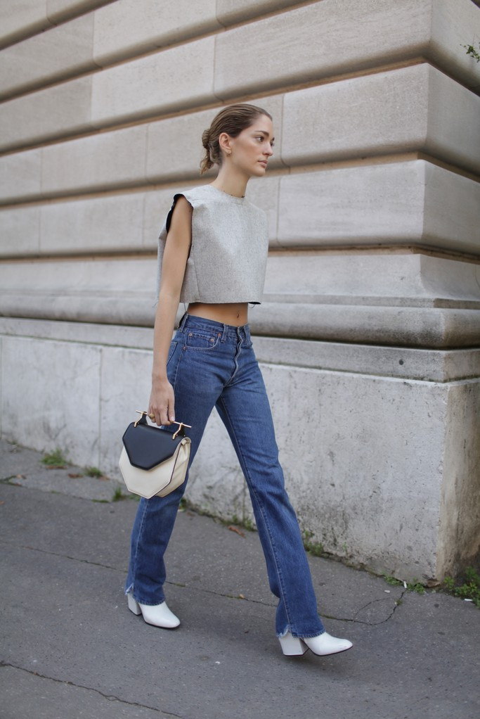Casual Luxe in Paris