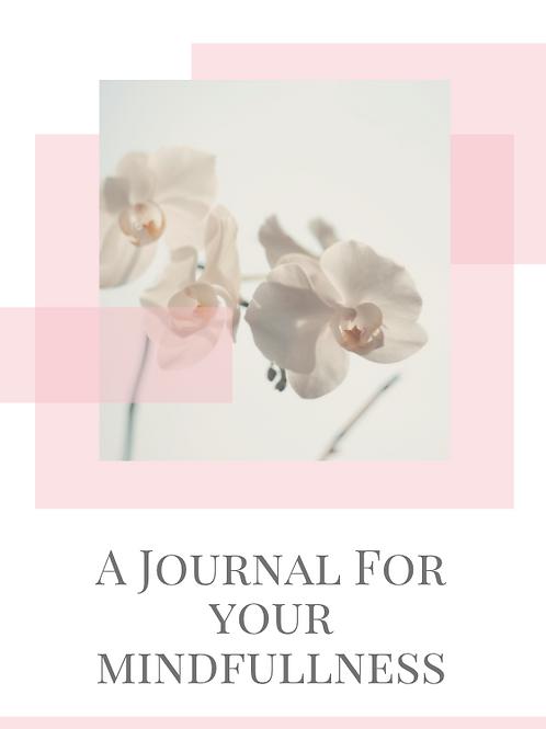 Nic Hyl Mindfullness Journal