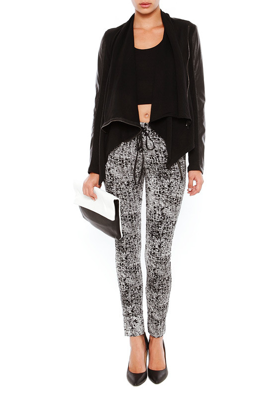 Causal Luxe and the Sweatpant.
