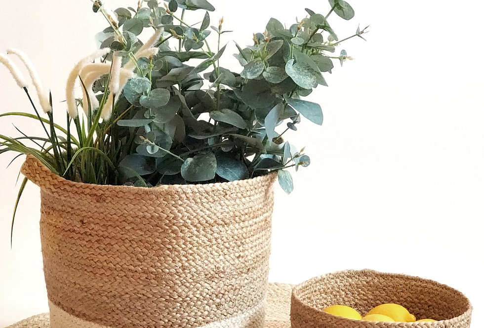baskets, home accessories, handmade, sustainable, artisan