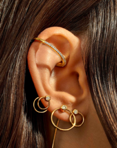 Trend: Stacked jewelry