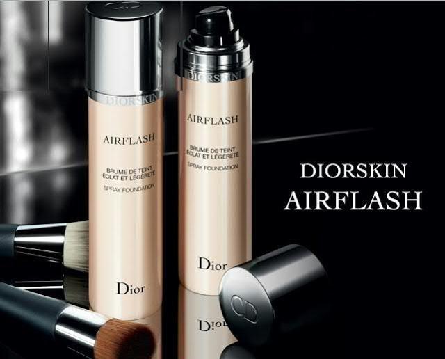 Dior Flash Spray Foundation