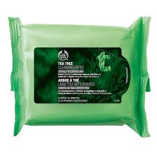 The Body Shop Cleansing Wipes