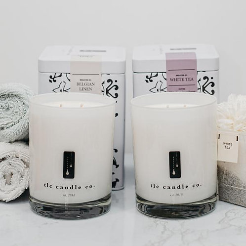 soy candle, the candle co, hand poured, luxury candle