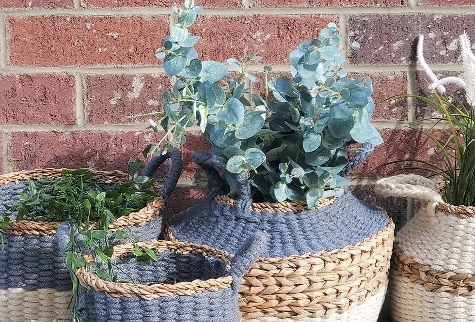 basket, home accessories, handmade, sustainable, artisan
