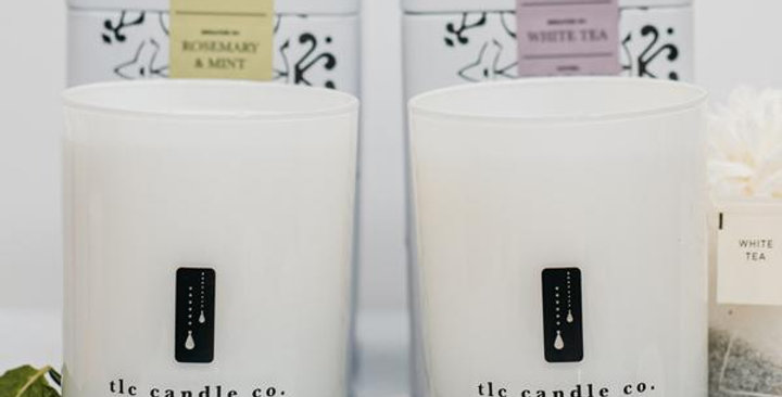 """""""Spa Day"""" Luxury 2-Wick Candle Duo"""