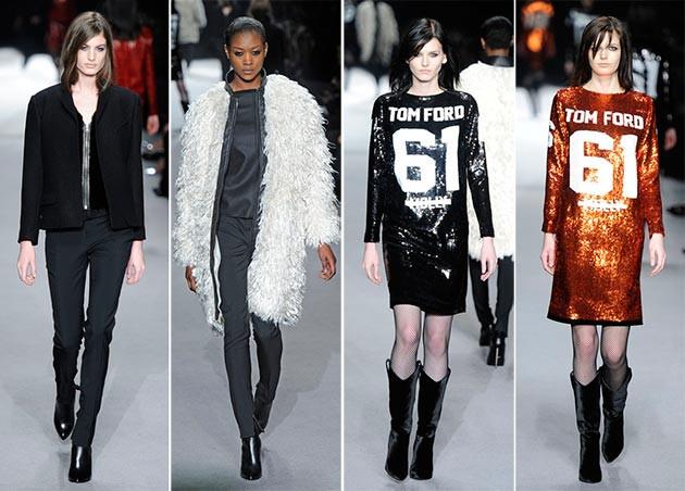 London Fashion Week: Tom Ford S/S 2015