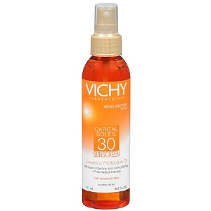 Vichy Laboratoires Capital Soleil SPF 30 Sunscreen Oil