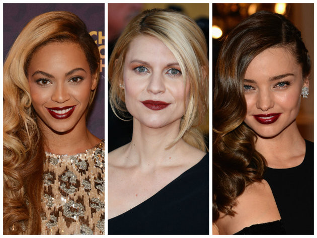 Dark Lip Color Re-appears as the Newest Trend in Lip Color.