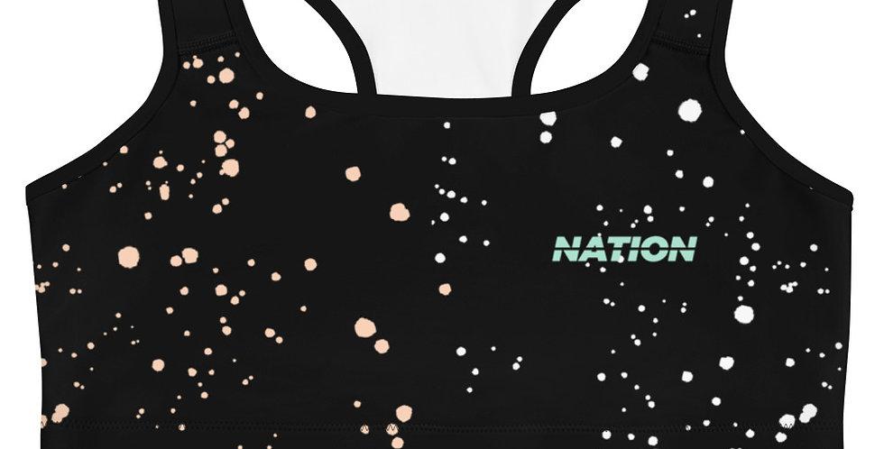activewear, women's active, sports bra