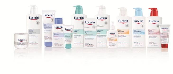 Eucerin Product Line