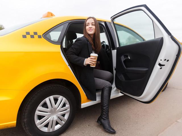 Door handles on your taxi?