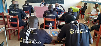 Roots & Shoots TeamJane Shirts Tanzania.