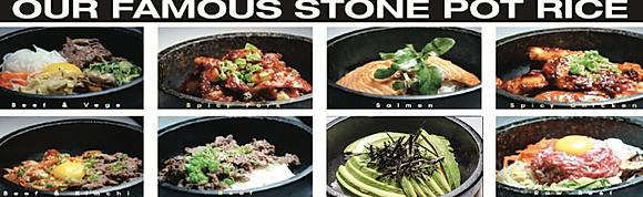 Rice Stonepot / Donburi