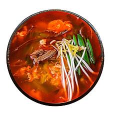 Yuk Gae Jang (Spicy Beef Soup)