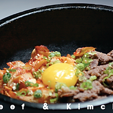 Beef Kimchi