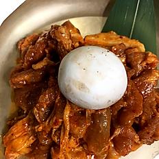 Spicy Pork 辣烤猪肉