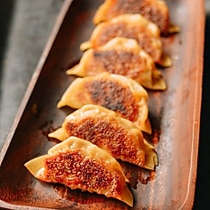Deep Fried Beef Dumpling