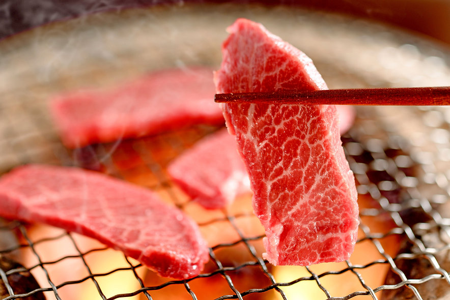Grill your own Korean BBQ