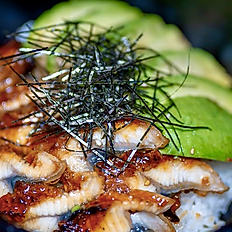 Unagi Avocado Rice Bowl